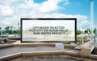 Optimizer Selected for City of Sioux Falls Raw Water Project
