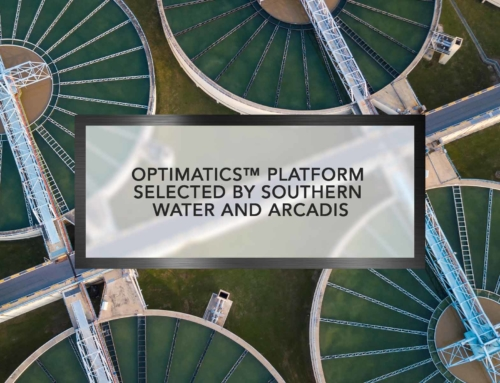 Optimatics platform selected by Southern Water and ARCADIS