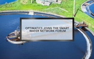 Optimatics joins the Smart Water Network Forum