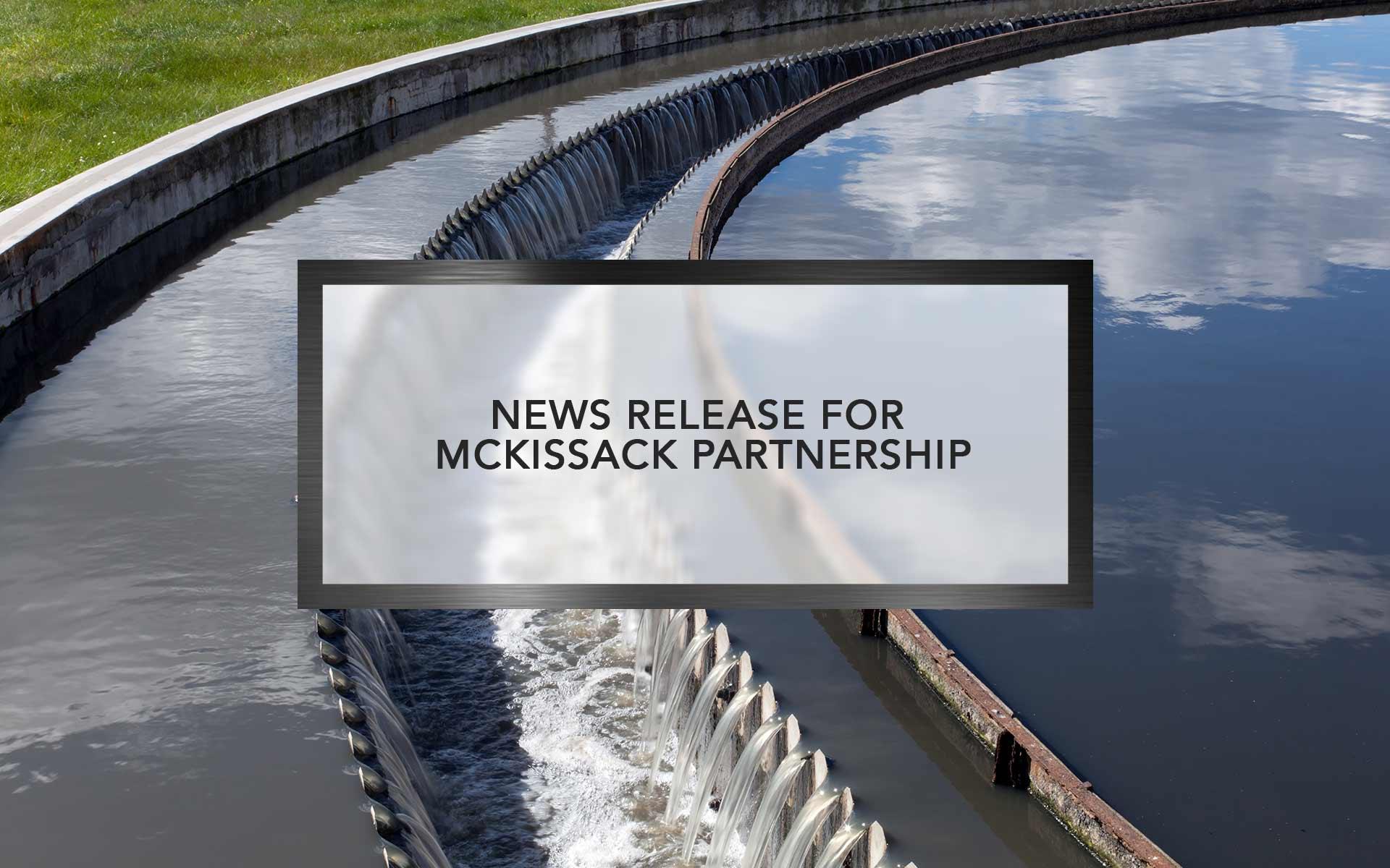 News Release for McKissack Partnership