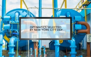 Optimatics Selected by New York City DEP