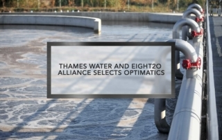 Thames Water and eight2O Alliance selects Optimatics platform