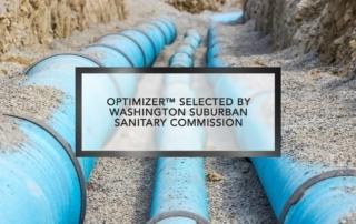 Optimizer™ selected by Washington Suburban Sanitary Commission
