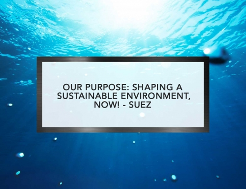 Our purpose: shaping a sustainable environment, now! – SUEZ