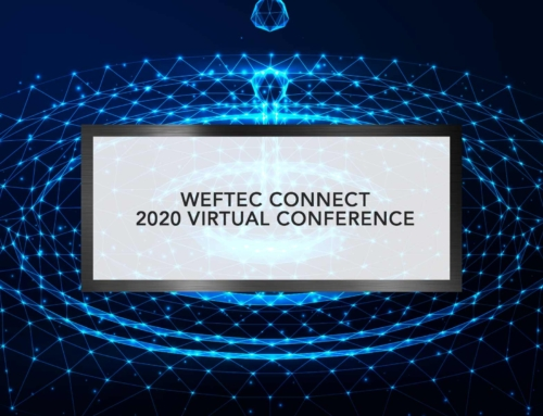 WEFTEC Connect 2020's Virtual Conference