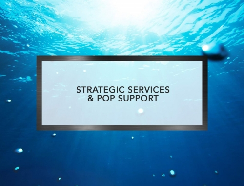 STRATEGIC SERVICES & POP SUPPORT